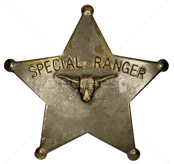 Especial distintivo Texas gado Foto stock © Habman_18