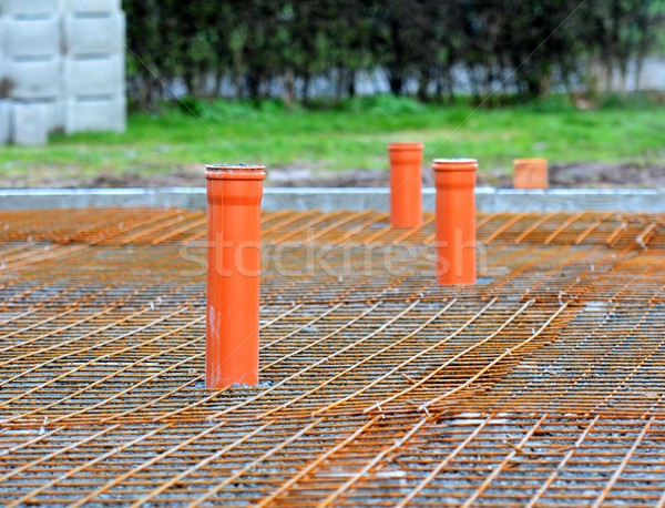 Home Sewerages Stock photo © hamik