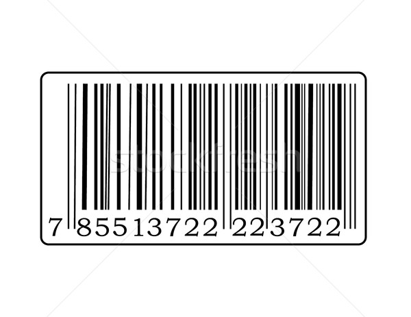 Barcode label Stock photo © hamik