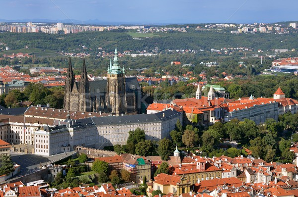 Prague Stock photo © hamik