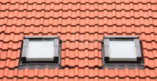 Roof window Stock photo © hamik