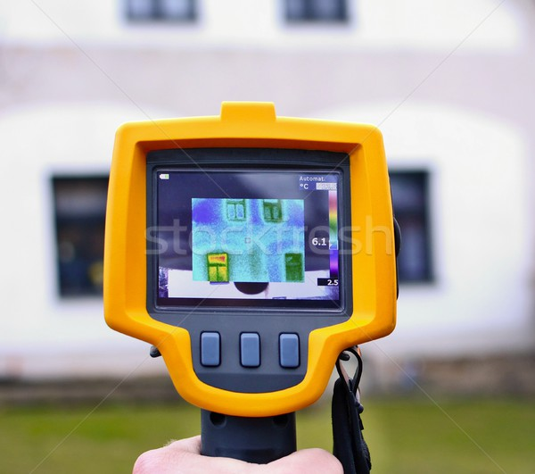 Thermal Imaging Detection Stock photo © hamik