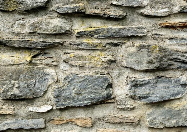 Stone wall Stock photo © hamik