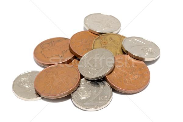 Czech currency Stock photo © hamik