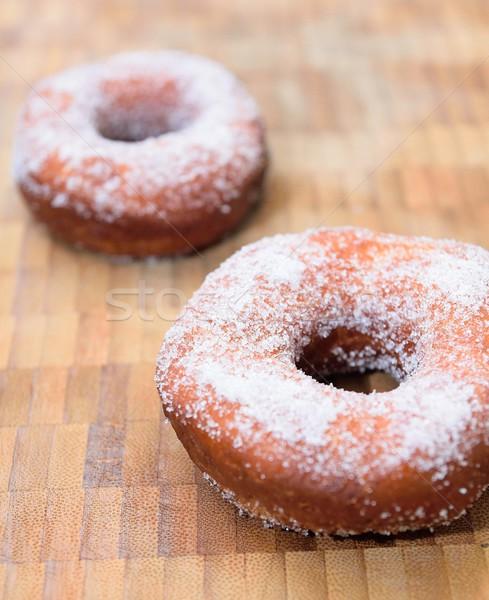 Dulce azúcar bandeja desayuno Foto stock © hamik