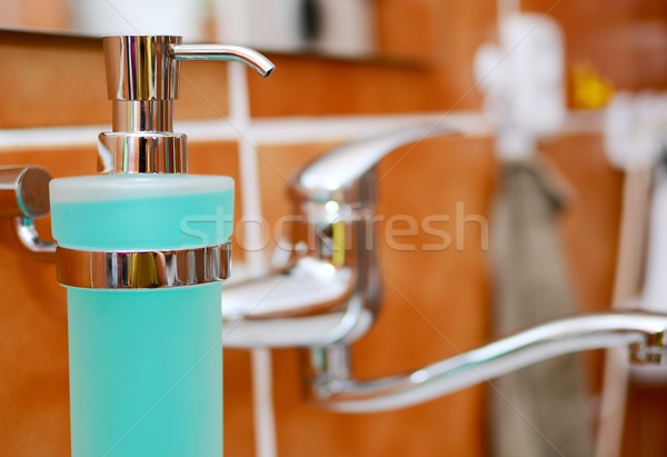 Soap Dispenser Stock photo © hamik