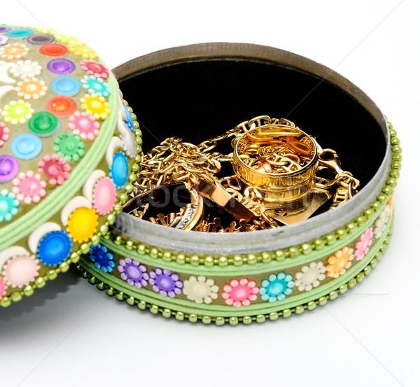 Jewel boxes Stock photo © hamik