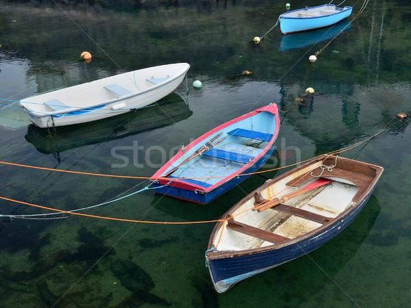Fishing boats Stock photo © hamik