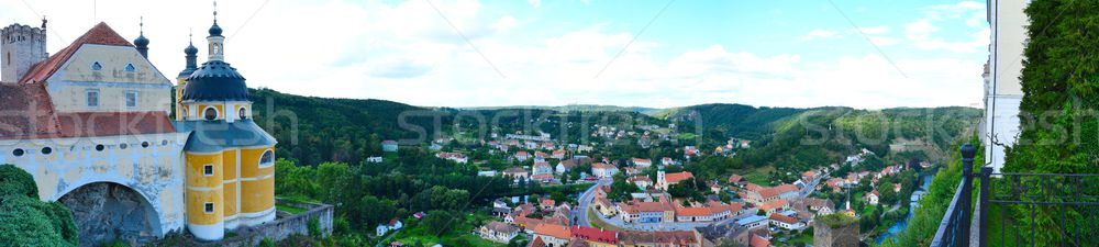 Vranov nad Dyji Stock photo © hamik