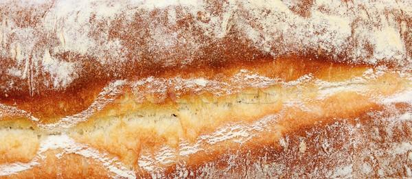 Bread crust texture Stock photo © hamik