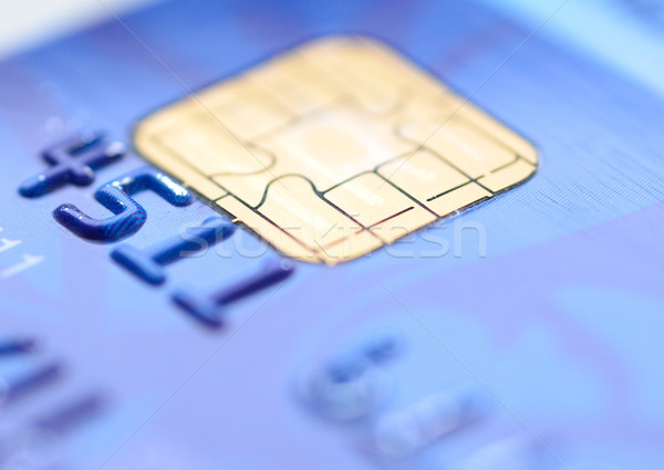 Credit card Stock photo © hamik