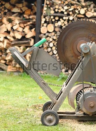 Circular saw Stock photo © hamik