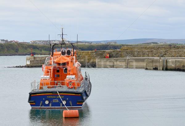 アンカー 北方 アイルランド 風景 海 ストックフォト © hamik