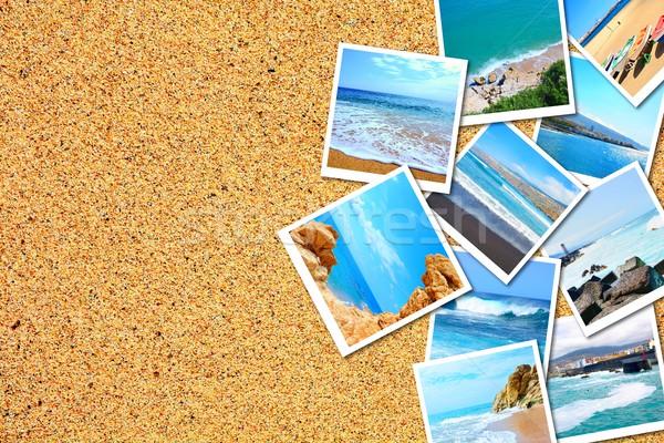 Fotos férias praia mar praia Foto stock © hamik