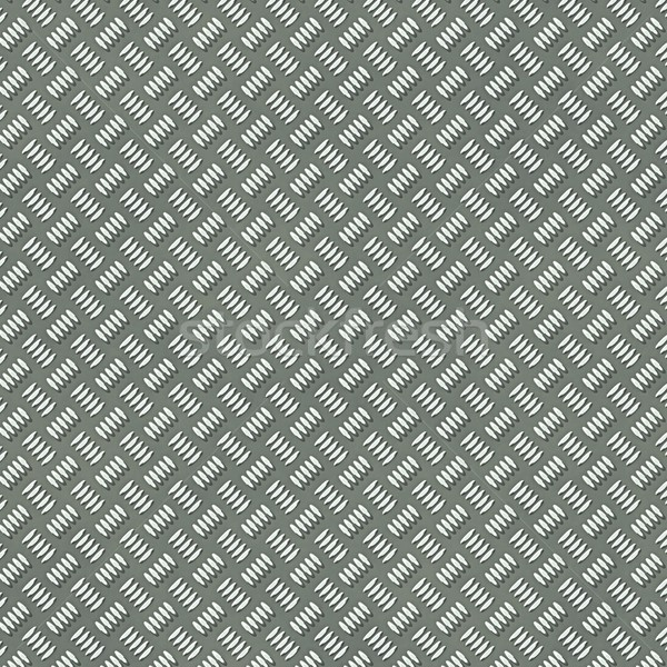 Metal prato ilustração sem costura prata costela Foto stock © hamik