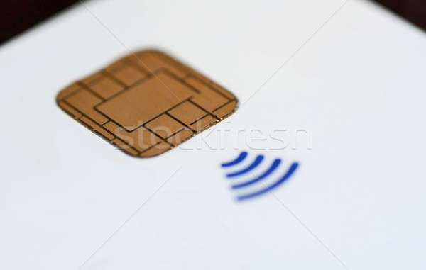 Credit card Stock photo © hamik