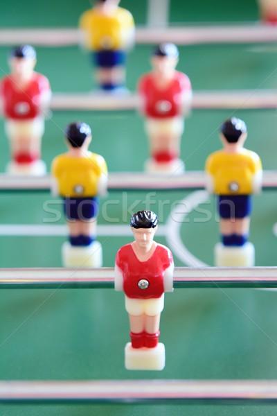 Table football Stock photo © hamik