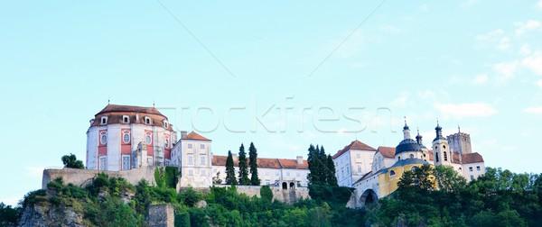 Stock photo: Vranov nad Dyji castle