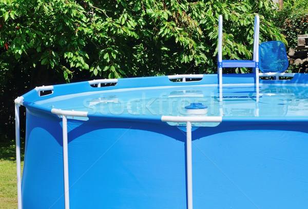 Water pool Stock photo © hamik