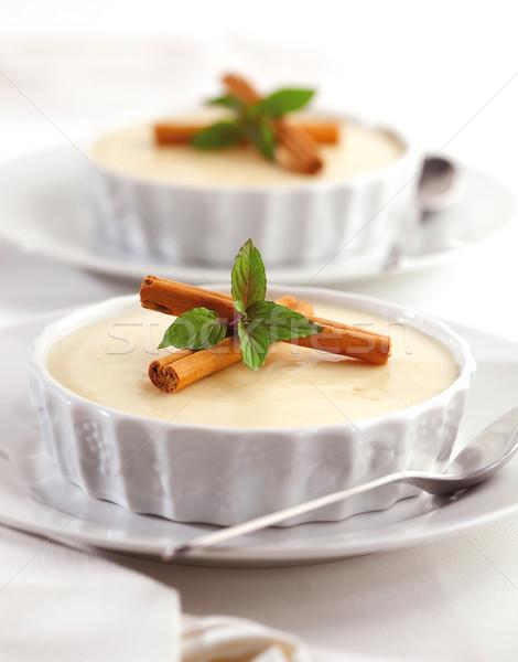 Tejsodó finom házi készítésű otthon konyha tej Stock fotó © hansgeel