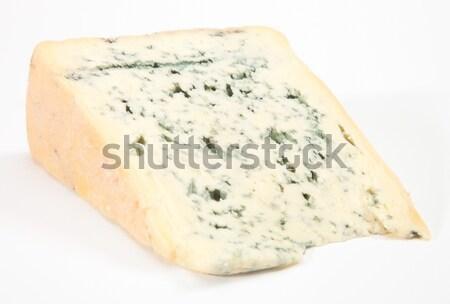 ウェッジ フル 脂肪 ソフト ブルーチーズ 食品 ストックフォト © hanusst