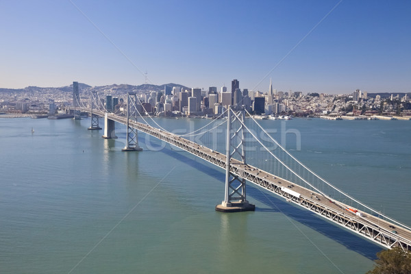 San Francisco 2011 brug 26 USA Stockfoto © hanusst