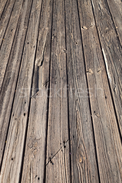 Stock photo: The wood texture