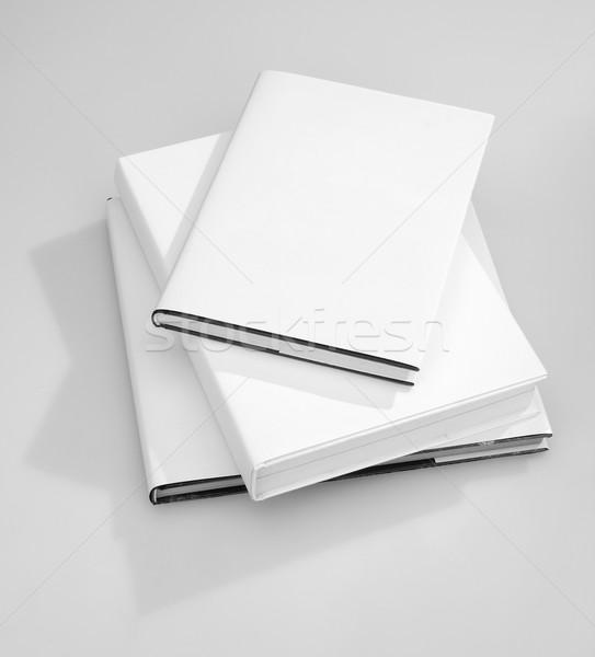 Blank book cover Stock photo © hanusst