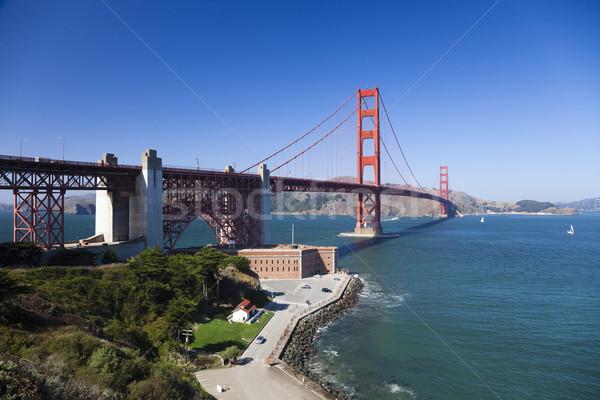 The Golden Gate Bridge Stock photo © hanusst