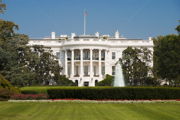 The White House Stock photo © hanusst