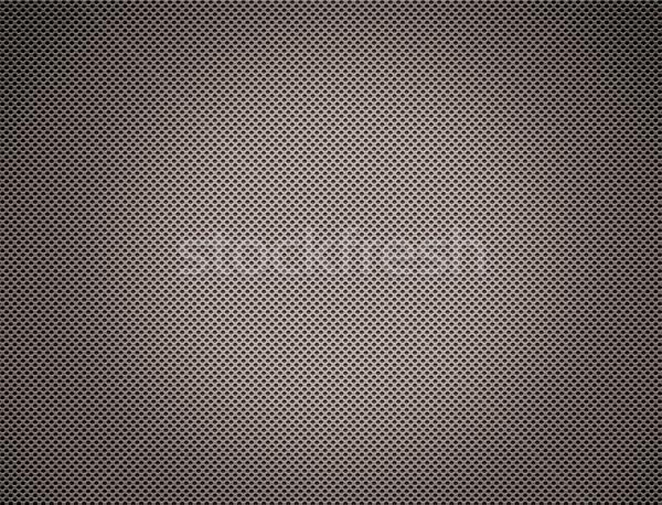 Perforated metal plate  Stock photo © hanusst