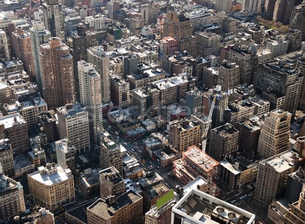 The New York City Uptown Stock photo © hanusst