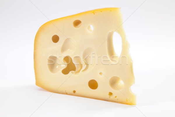 Holland gourmet Emmental cheese Stock photo © hanusst