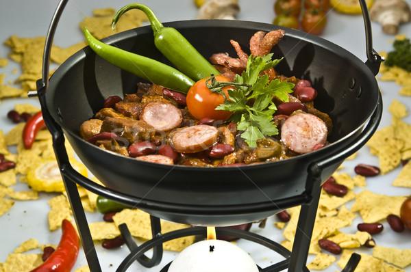 Mexican chilli Stock photo © hanusst