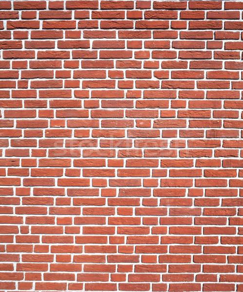 mur de briques rouge texture maison b timent fond photo stock jan hanus. Black Bedroom Furniture Sets. Home Design Ideas