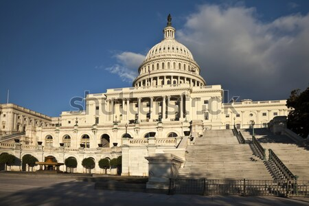 The US Capitol Stock photo © hanusst