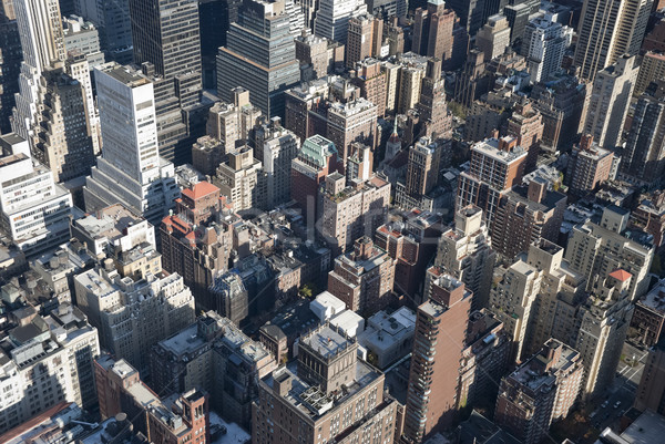 The New York City Manhattan Uptown Stock photo © hanusst