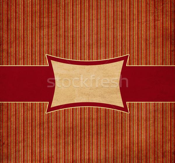 ретро дизайна Vintage стиль аннотация Сток-фото © happydancing