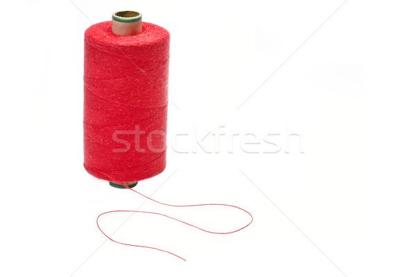 Bobbin of thread Stock photo © haraldmuc