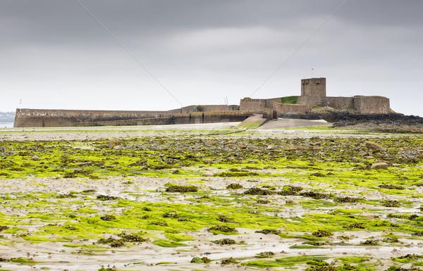 форт острове лет путешествия замок каменные Сток-фото © haraldmuc