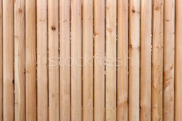 Ogrodzenia puszka używany tekstury budowy Zdjęcia stock © haraldmuc
