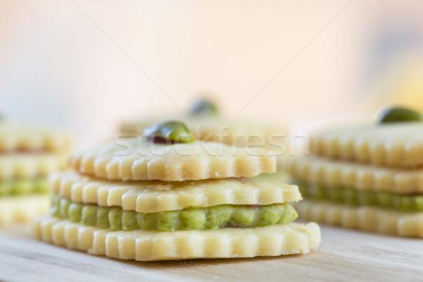 クリスマス クッキー 食品 ホーム ケーキ 食べる ストックフォト © haraldmuc