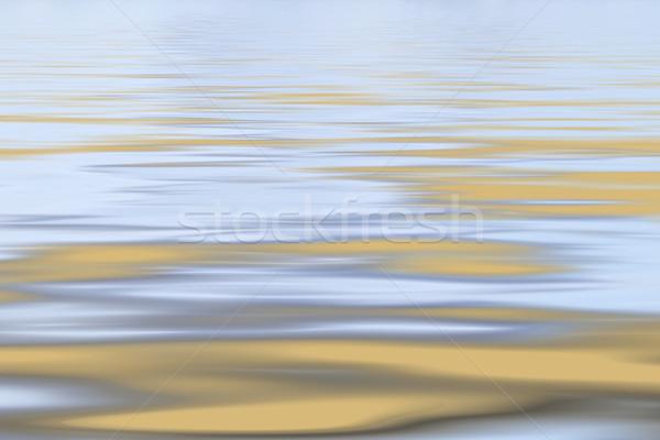 Szürke nyugalmas tenger textúra absztrakt fény Stock fotó © haraldmuc
