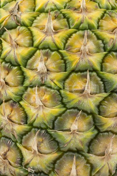 ананаса кожи продовольствие фрукты здоровья плодов Сток-фото © haraldmuc