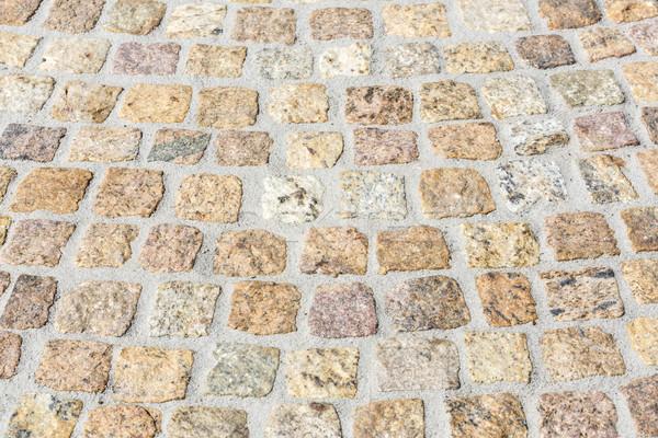 Yeni granit taşlar soyut doğa arka plan Stok fotoğraf © haraldmuc