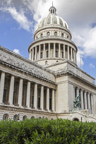 建物 ハバナ キューバ 市 都市 科学 ストックフォト © haraldmuc