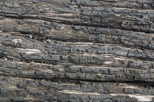 Houten oppervlak kan gebruikt hout achtergrond Stockfoto © haraldmuc