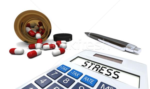 Stress Stock photo © Harlekino