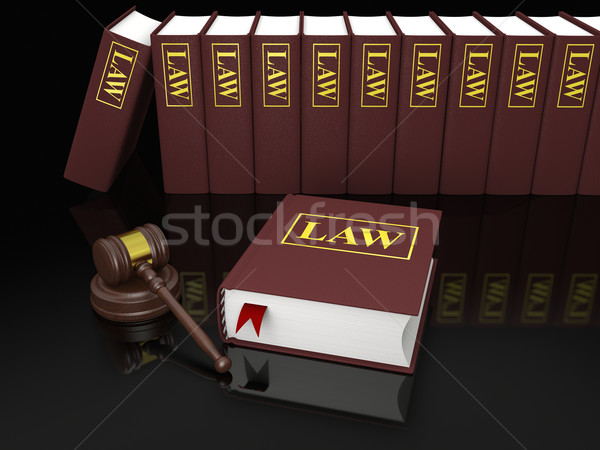 Legal education Stock photo © Harlekino