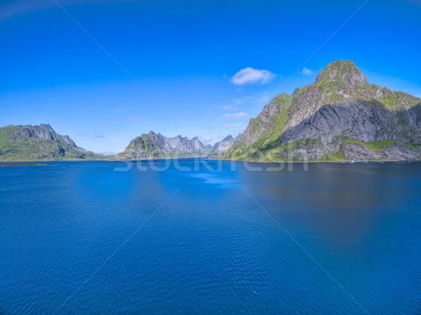 Fjord Stock photo © Harlekino